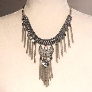 Jewelry - Fringe Bohemian Necklace